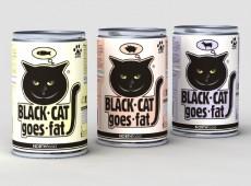 Black Cat goes Fat