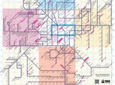 ZTM public transport map